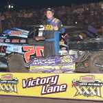Thornton, Allen top Modified qualifiers