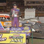 Masters, Meyer pace Stock Car qualifiers