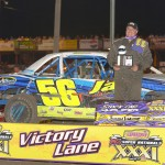 Thursday Stock Car checkers fly for Temeyer, Vanover