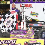 Smith, Czarapata, Pruitt, VanDenberg are Saturday night Super Nationals champions
