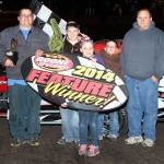 John Logue back in victory lane at Boone