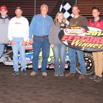 Truman triumphs in Modifieds, wins also go to Love, Smith, Anderson and Stensland