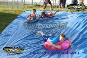 Redneck Slip-N-Slide