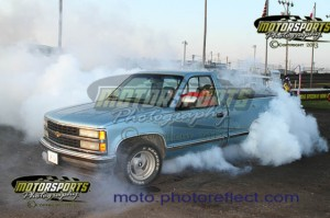 Burn Out Contest