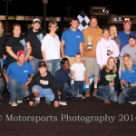McBirnie takes first SportMod win