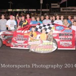Logue logs another Boone Speedway win