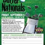 Duffer Nationals Golf Tourney Sept. 5 at Cedar Pointe