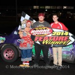 Krampe and Janssen, new winners at Boone