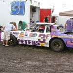 Dave Faeen tribute car