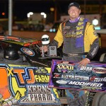 Stone, Jergens to decide pole for Super Nationals Modified main event