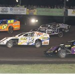 Gilman, Mills rule Thursday Modified qualifiers at Boone