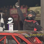 Brothers Dustin, Jeffrey Larson score in Stock Car qualifiers