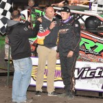 Deal, Carter are first in Friday Modified qualifiers