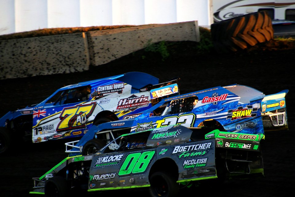 Speedway Motors IMCA Super Nationals fueled by Casey's