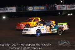 Dirt Truck action