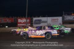 IMCA Sprint Car Action
