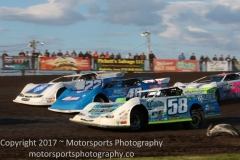 Deery Brothers Late Model Action