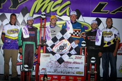 richie-gutin-was-the-big-winner-at-the-imca-modified-supernationals-gustin-is-joined-by-fourth-place-justin-auringer-second-place-mike-vangenderen-and-third-place-darren-duffy